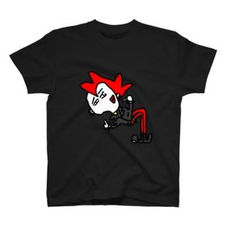 エイティーズさん T-shirts