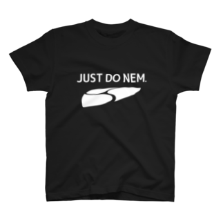 KURINOYA - クリノヤのJUST DO NEM. white T-shirts