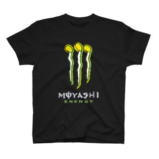 もやし ENERGY T-shirts