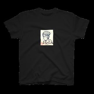 けんぴんじじいのけんぴんじじい T-shirts