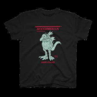 kazuyuki_harunoのモッコメリアン1000パトロンズ(春野カズユキversion) T-shirts