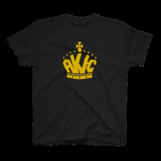 AKI-Cの王冠ロゴ T-shirts