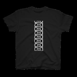 ameyoのzipper(大) T-shirts