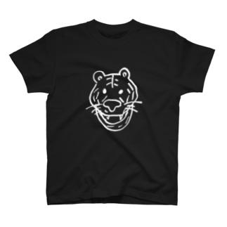 T04-Tiger-W T-shirts