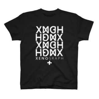 XENOGRAPH ver.01 T-shirts
