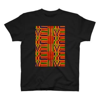 KENTE T-shirts