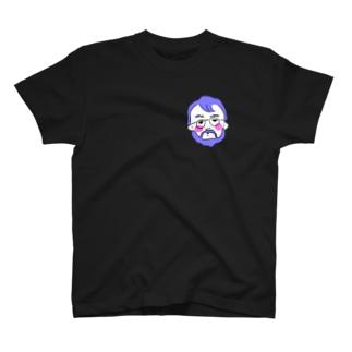 ひげ T-shirts