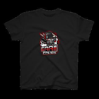 EAA!! Official Store - EAA!! 公式ストアの新ロゴ「EAA(いぇあ)軍曹(仮)」 v2 T-shirts