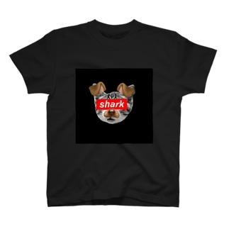 shark cat dog T-shirts