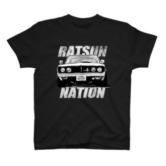 RATSUN NATION  vol.1 T-shirts