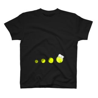 つきのうさぎ T-shirts