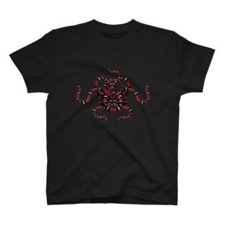 Snakyzシリーズ T-shirts
