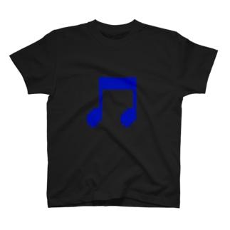 音符アイコン2 T-shirts