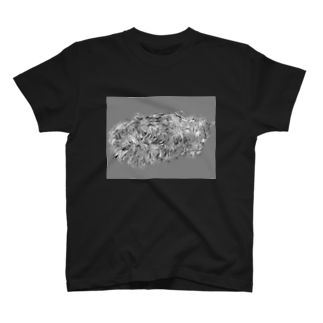 umekichinanoのモップのような猫 T-shirts