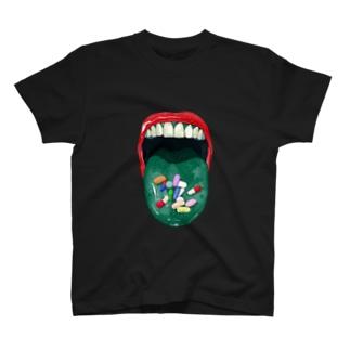 悪いお薬 T-shirts