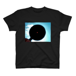 日蝕 T-shirts