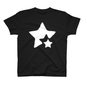 ホワイトスター T-shirts