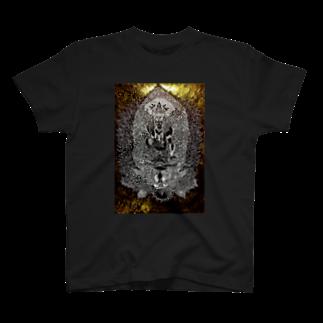 成宮成人の成宮式不動明王 T-shirts