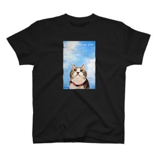 同じ空を見てる T-shirts