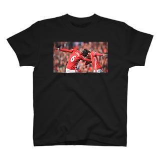 ポグバ T-shirts