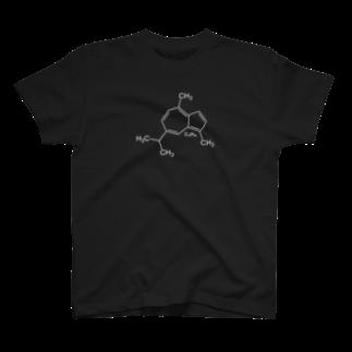 TANA_DESIGN_HONPOのベンゼン環好きのためのTシャツ T-shirts