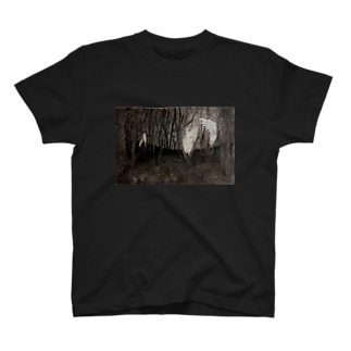 境界 Tシャツ