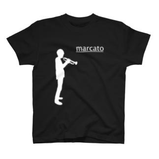 marcato_white T-shirts