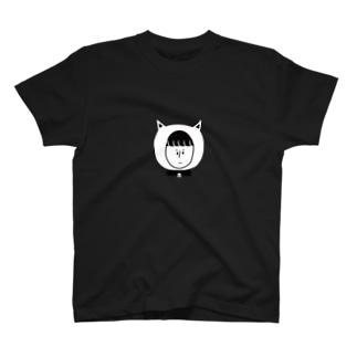 ねこしろお T-shirts
