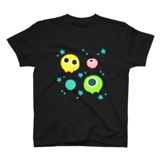 めめたんT (星ミント) T-shirts