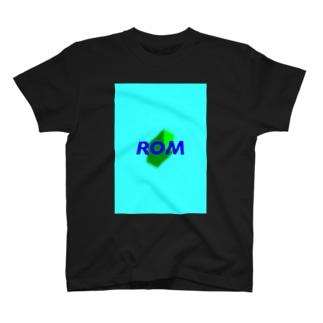 ROM T-shirts