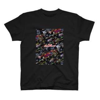 ドリフトカーグラフィック車シルビア  T-shirts