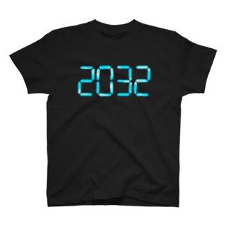 2032 空 T-shirts