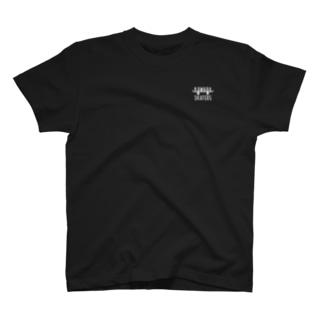 oreteki design shopのKAWARA SKATERS WH LS T-shirts