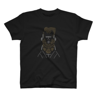 武道家の男2 T-shirts