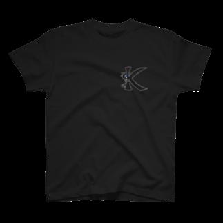 クロウラのショップのちびウラてーしゃつ K T-shirts