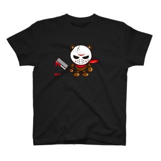 スプラッターベア T-shirts