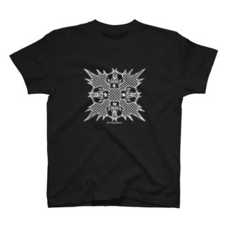 名刺交換Tシャツ(2) T-shirts
