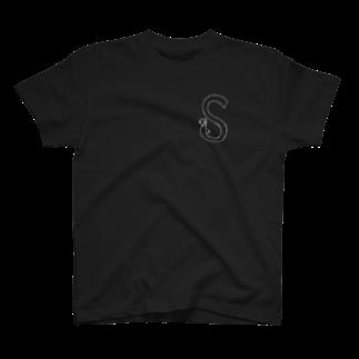クロウラのショップのちびウラてーしゃつ S T-shirts
