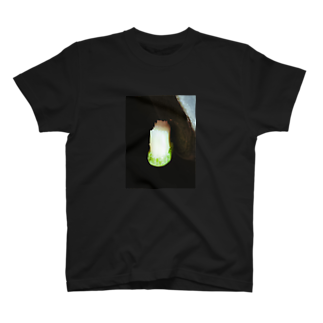 abelestの歯ブラシの霊 Tシャツ