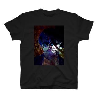 rain's girl T-shirts
