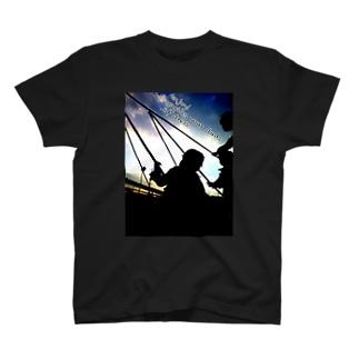 逆光チルドレン T-shirts