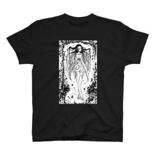 ダイオウイカの標本 T-shirts
