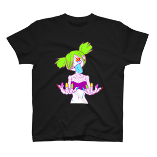 opossumのリロ(サイケッケ) T-shirts