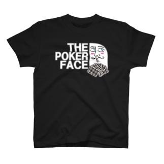 THE ポーカーフェイス 2018夏 T-shirts