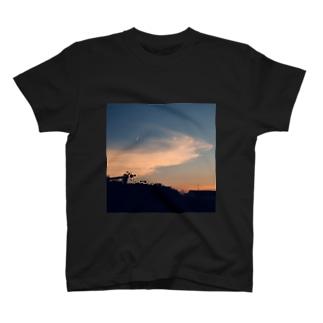 龍っぽくないですか T-shirts