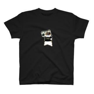 Good Boy Mailo ! JO/INU/S Tシャツ