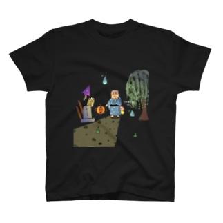 納涼肝試し T-shirts
