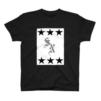 イニシャルSN T-shirts
