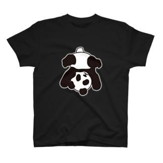 でんぐりパンダ T-shirts