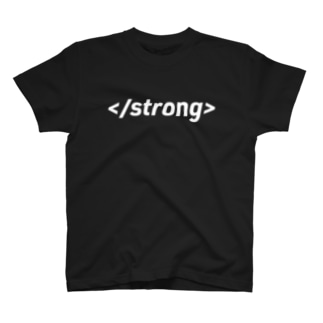 </strong> T-shirts